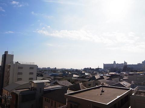 自由ヶ丘第6コーポ 眺望