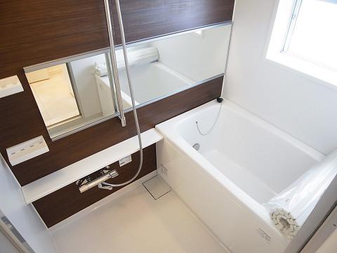 マンション第一明大前 バスルーム