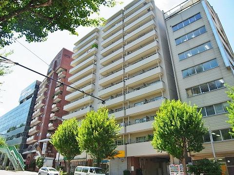 新宿パークサイド永谷  外観