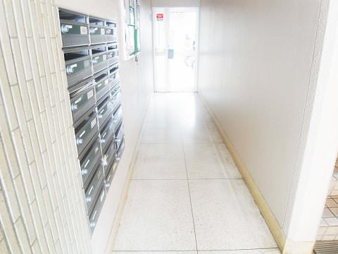 シャトーエスぺランス メールボックス