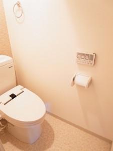 オーシャンプラザ若松町 トイレ