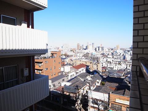 オーシャンプラザ若松町 眺望
