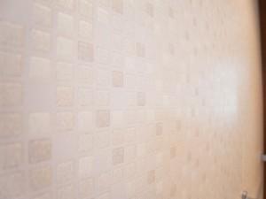 サンセゾン若松町 洗面室クロス