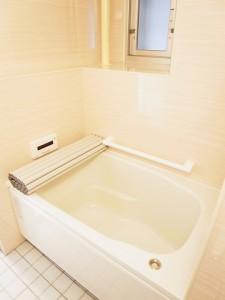 月島四丁目住宅 浴槽