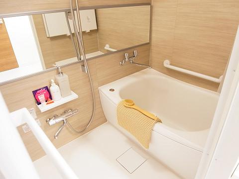 日商岩井南烏山マンション 浴室
