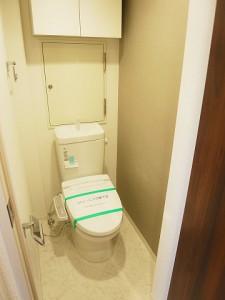 玉川サンケイハウス トイレ
