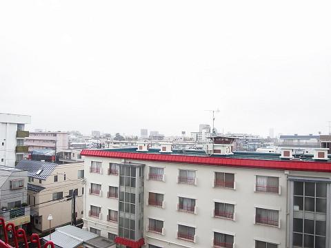 玉川サンケイハウス 眺望