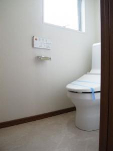 千歳船橋サマリヤマンション トイレ