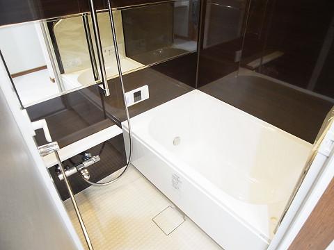 千歳船橋サマリヤマンション 浴室