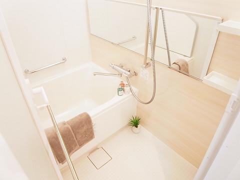 日商岩井第2玉川台マンション 浴室