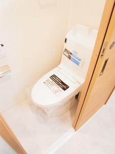 日商岩井第2玉川台マンション トイレ