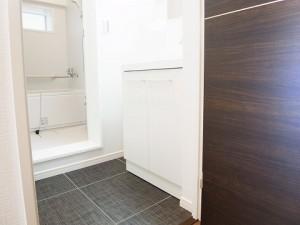 四谷フラワーマンション 洗面室