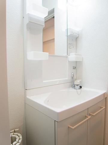 四谷フラワーマンション 洗面台