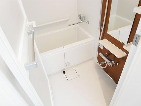 四谷フラワーマンション 浴槽