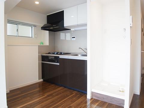 四谷フラワーマンション キッチン
