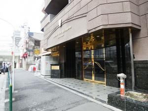 シャルムコート新宿ステーションパレス 外観
