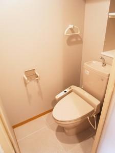 シャルムコート新宿ステーションパレス トイレ