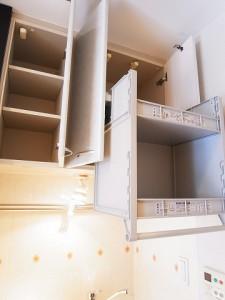 シャルムコート新宿ステーションパレス キッチン収納