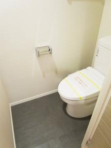 グリーンコート梅ヶ丘 トイレ