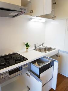 グリーンコート梅ヶ丘 キッチン