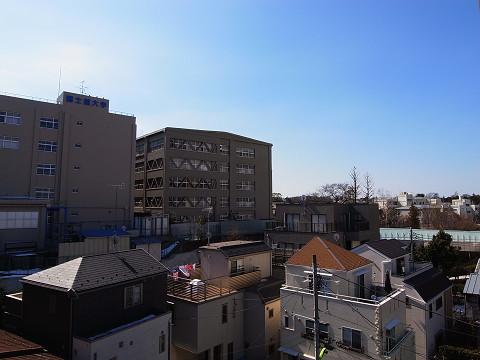 グリーンコート梅ヶ丘 眺望