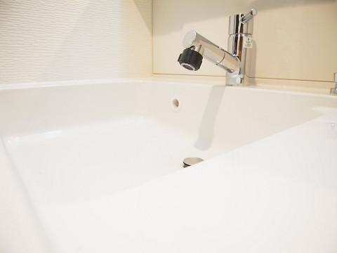 成城アンバサダー 洗面台