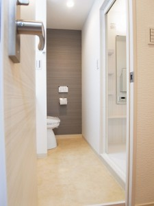 駒沢コーポラス 洗面室 トイレ