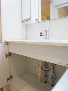 駒沢コーポラス     洗面台