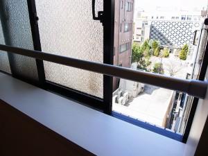 日本橋浜町公園グランドハイツ LDK窓