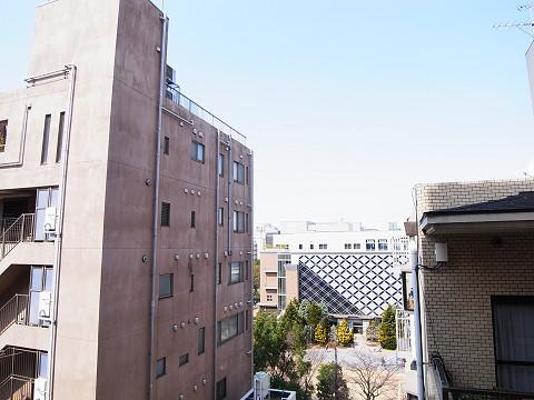日本橋浜町公園グランドハイツ 眺望