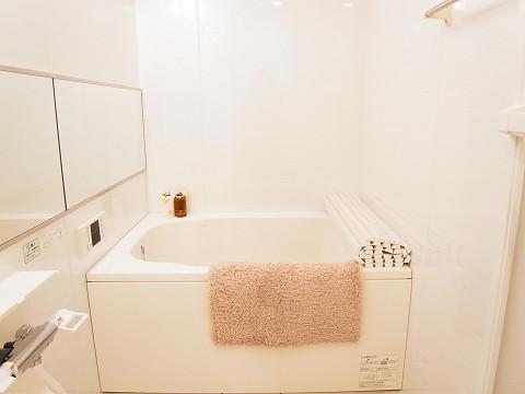 上目黒フラワーマンション バスルーム