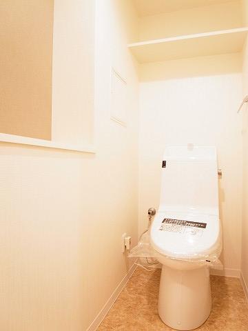 エクセルシオール西新宿 トイレ