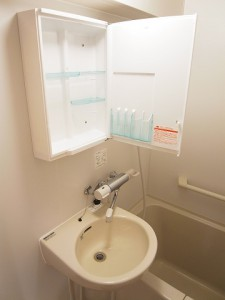 ハヤマビル 浴室洗面