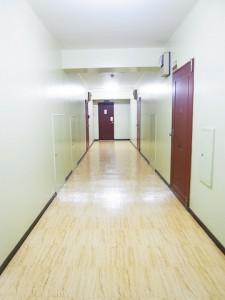 築地永谷タウンプラザ 内廊下