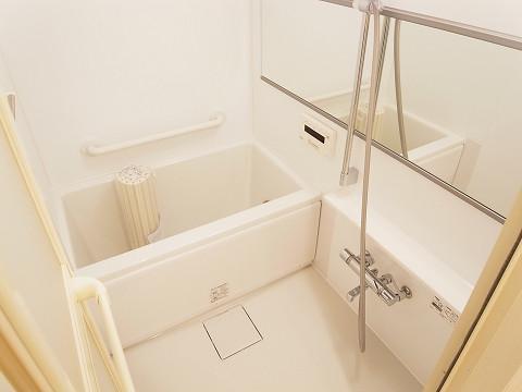築地永谷タウンプラザ 浴室