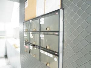 太子堂パレス メールボックス