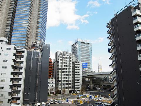 ライオンズマンション西新宿 眺望