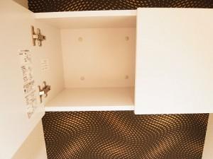 九段フラワーマンション トイレ収納