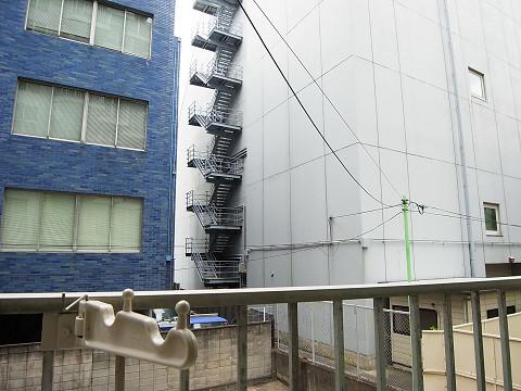 九段フラワーマンション 眺望