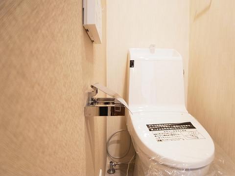 マイキャッスル馬事公苑 トイレ