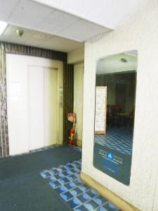 八雲スカイハイツ エレベーター