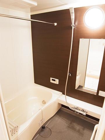八雲スカイハイツ バスルーム