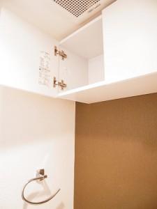 ファミール築地 トイレ収納