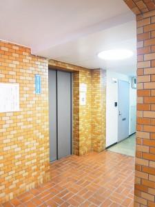 ハイネス小石川 エレベーター