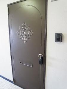 モンテベルデ築地 玄関