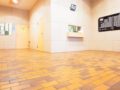 ライオンズマンション西新宿 エントランス