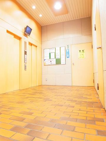 ライオンズマンション西新宿 エレベーター