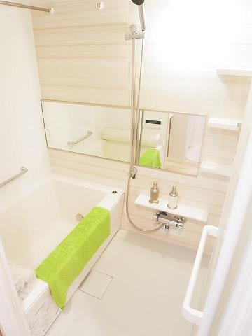 ライオンズマンション西新宿 バスルーム