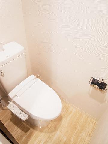 ライオンズマンション西新宿 トイレ
