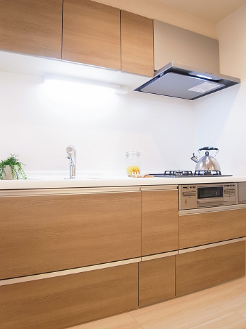ライオンズマンション西新宿 キッチン